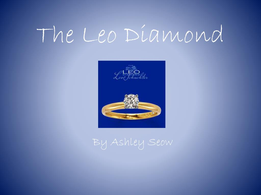 the leo diamond l.
