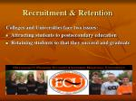 recruitment retention