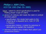 phillips v awh corp 415 f 3d 1303 fed cir 2005
