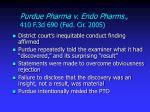 purdue pharma v endo pharms 410 f 3d 690 fed cir 2005