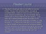 flaubert suite7
