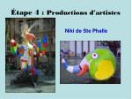 tape 4 productions d artistes
