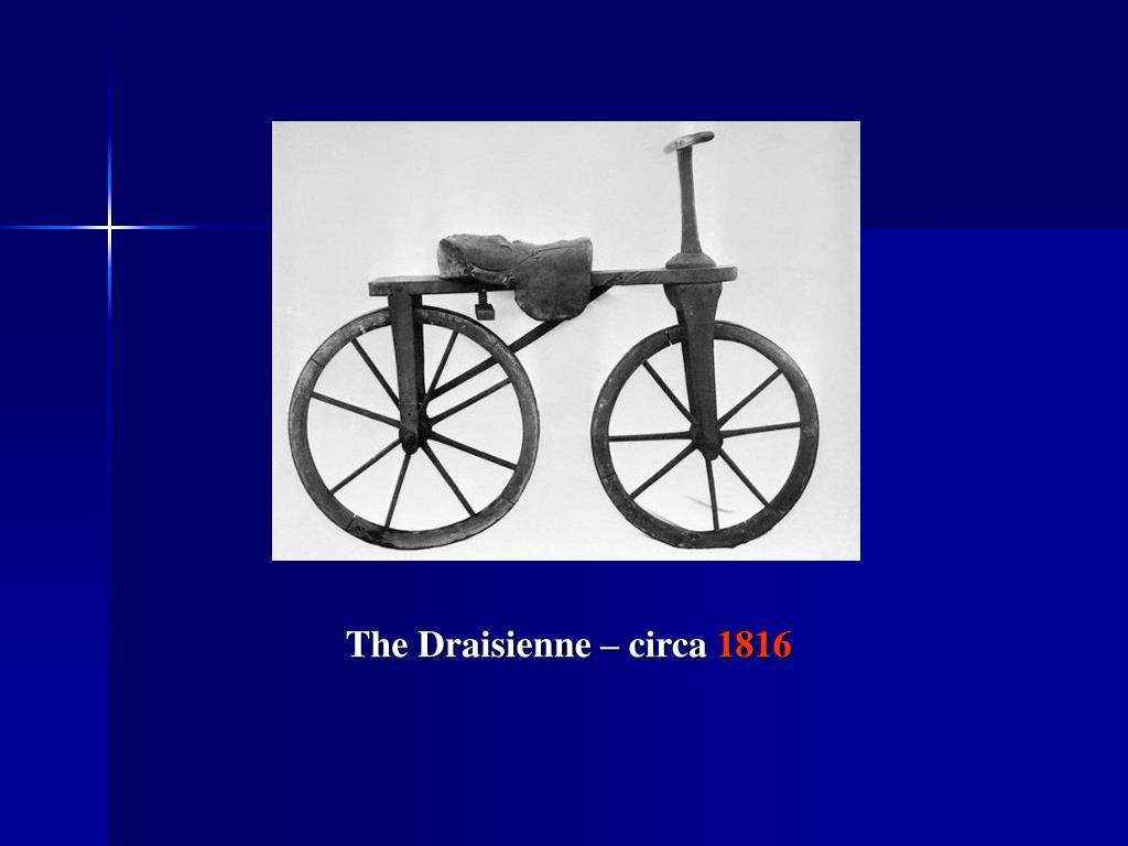The Draisienne – circa