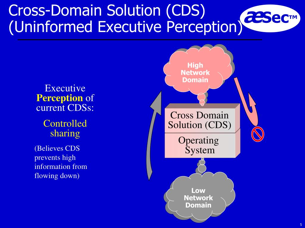 Cross-Domain Solution (CDS)