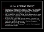 social contract theory26