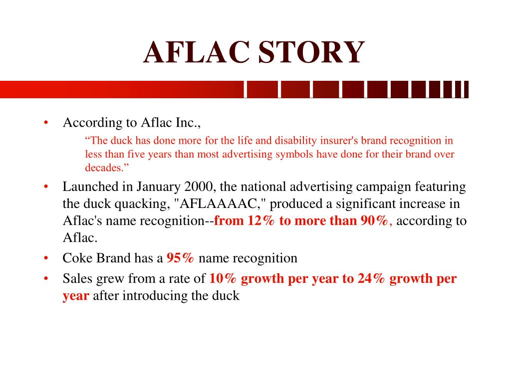 AFLAC STORY