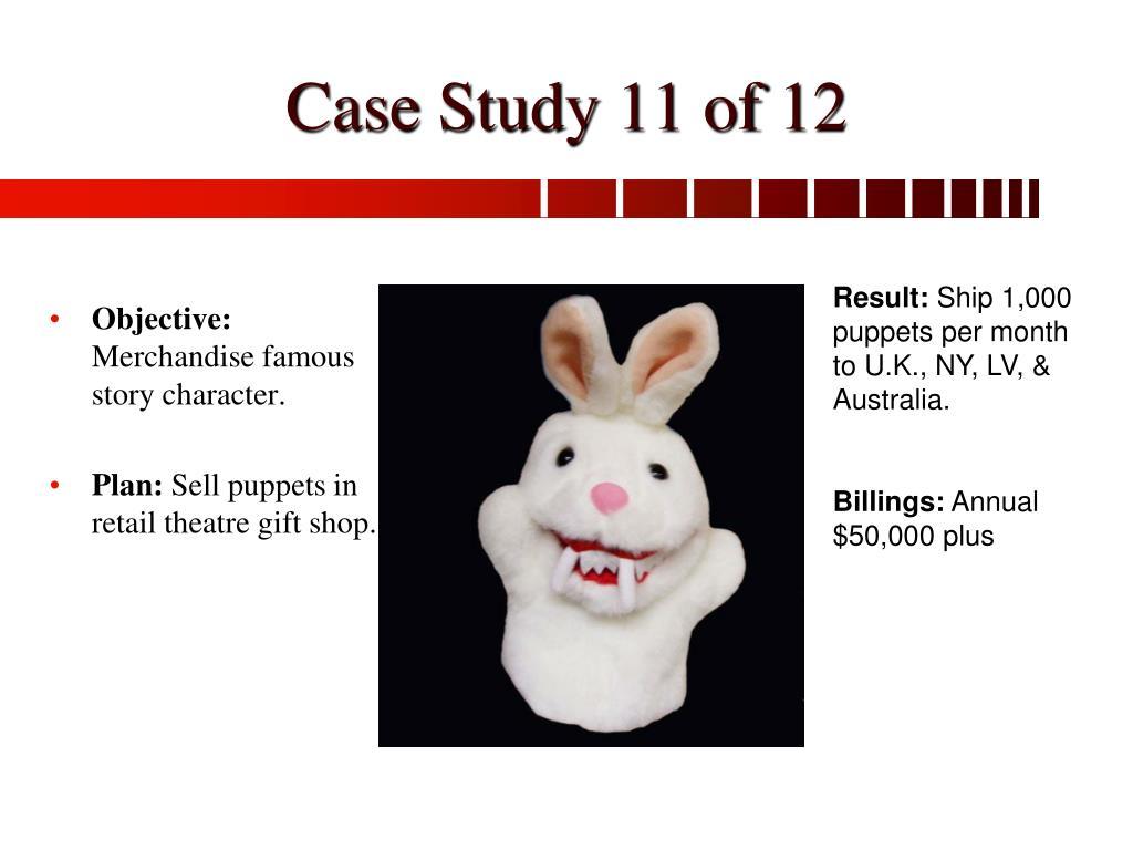Case Study 11 of 12