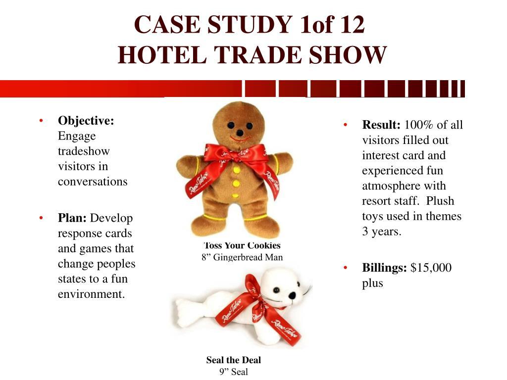 CASE STUDY 1of 12