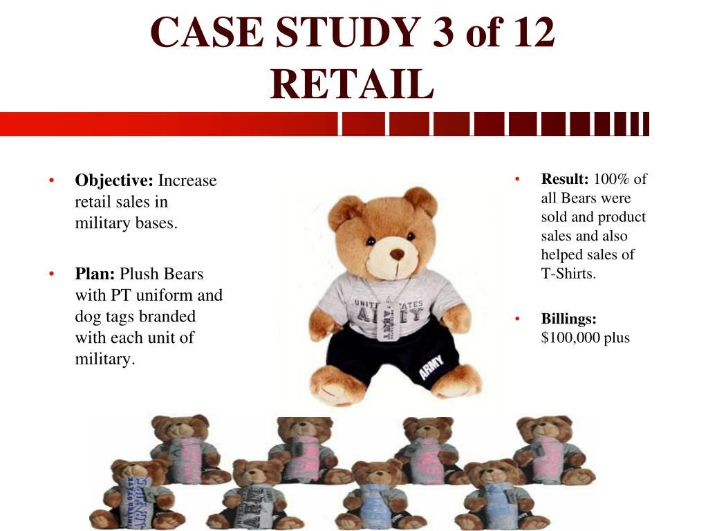 CASE STUDY 3 of 12