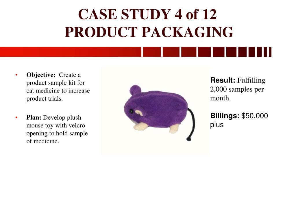 CASE STUDY 4 of 12