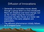 diffusion of innovations21