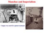 manchus and imperialism13