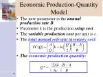 economic production quantity model16