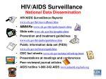 hiv aids surveillance17