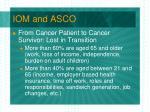 iom and asco7