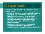 tc4 west region29