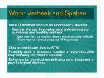 work verbeek and spelten20