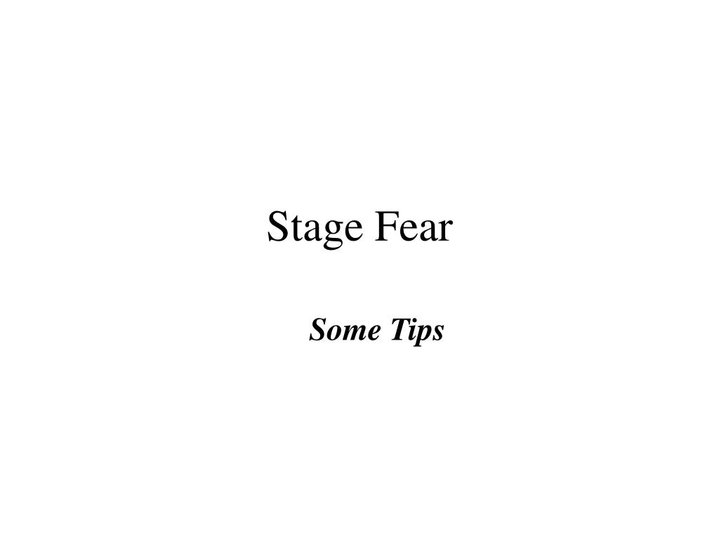 some tips l.