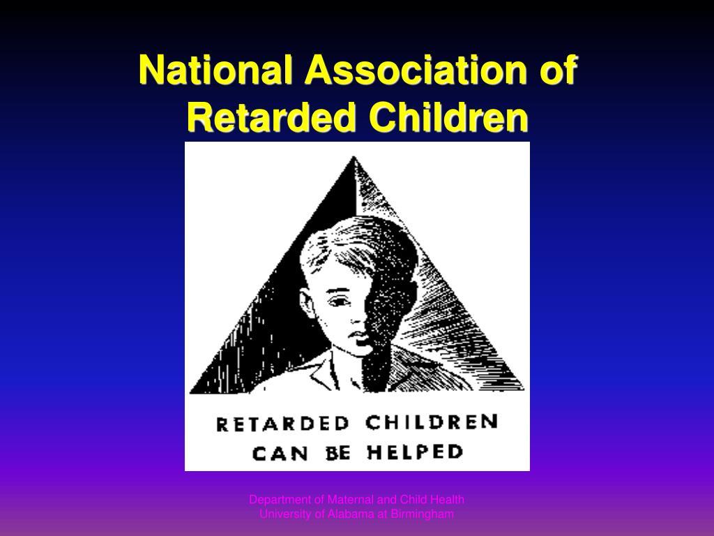 National Association of Retarded Children