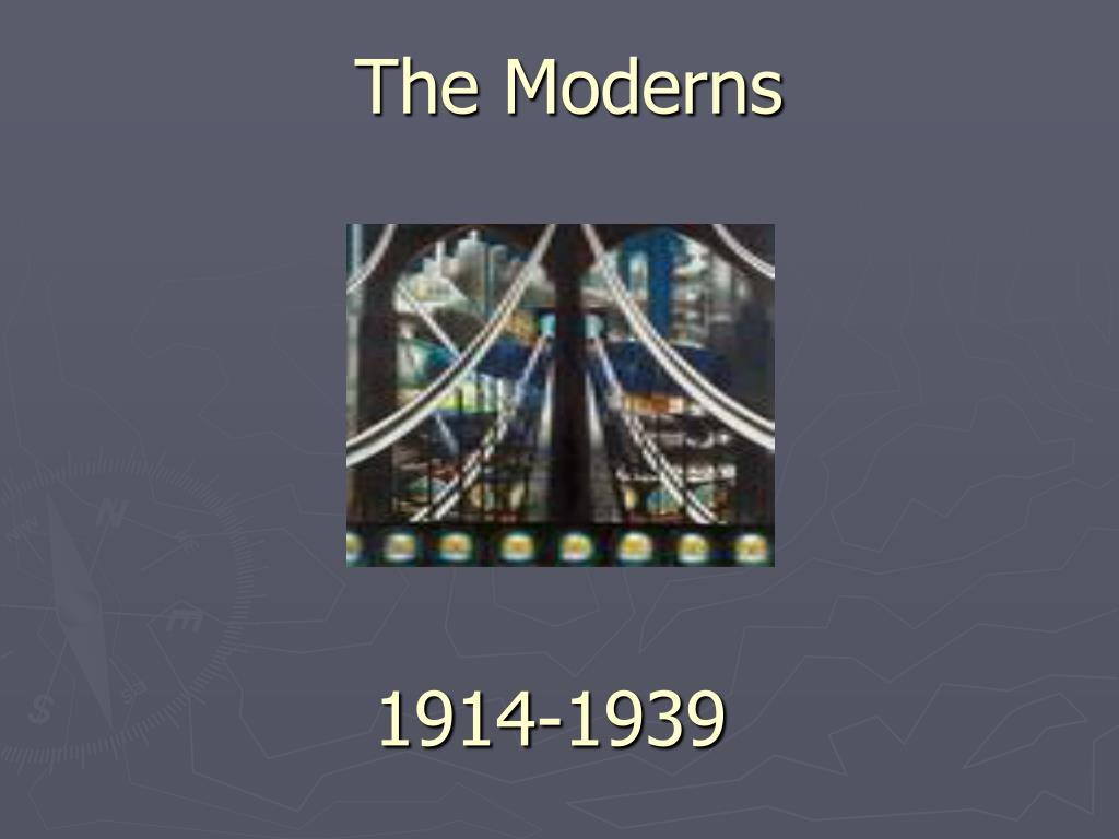 the moderns l.