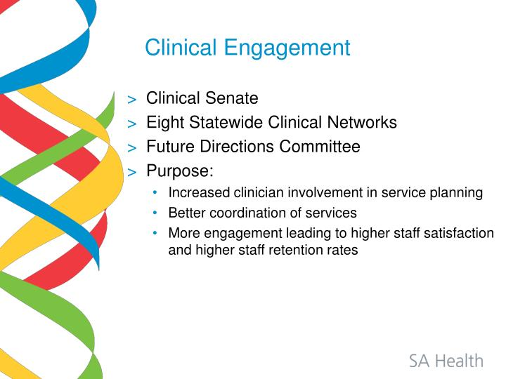 Clinical Engagement