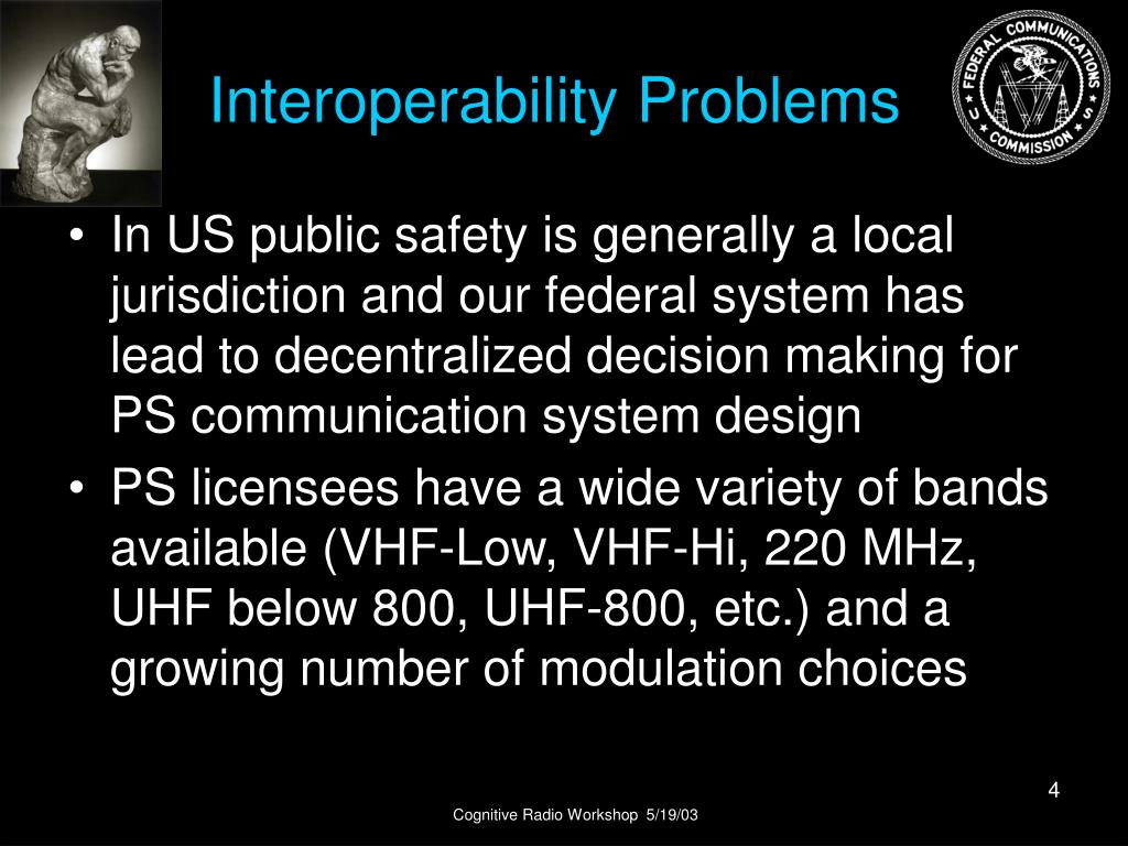 Interoperability Problems