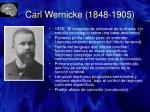 carl wernicke 1848 1905