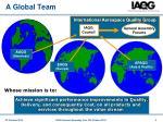a global team