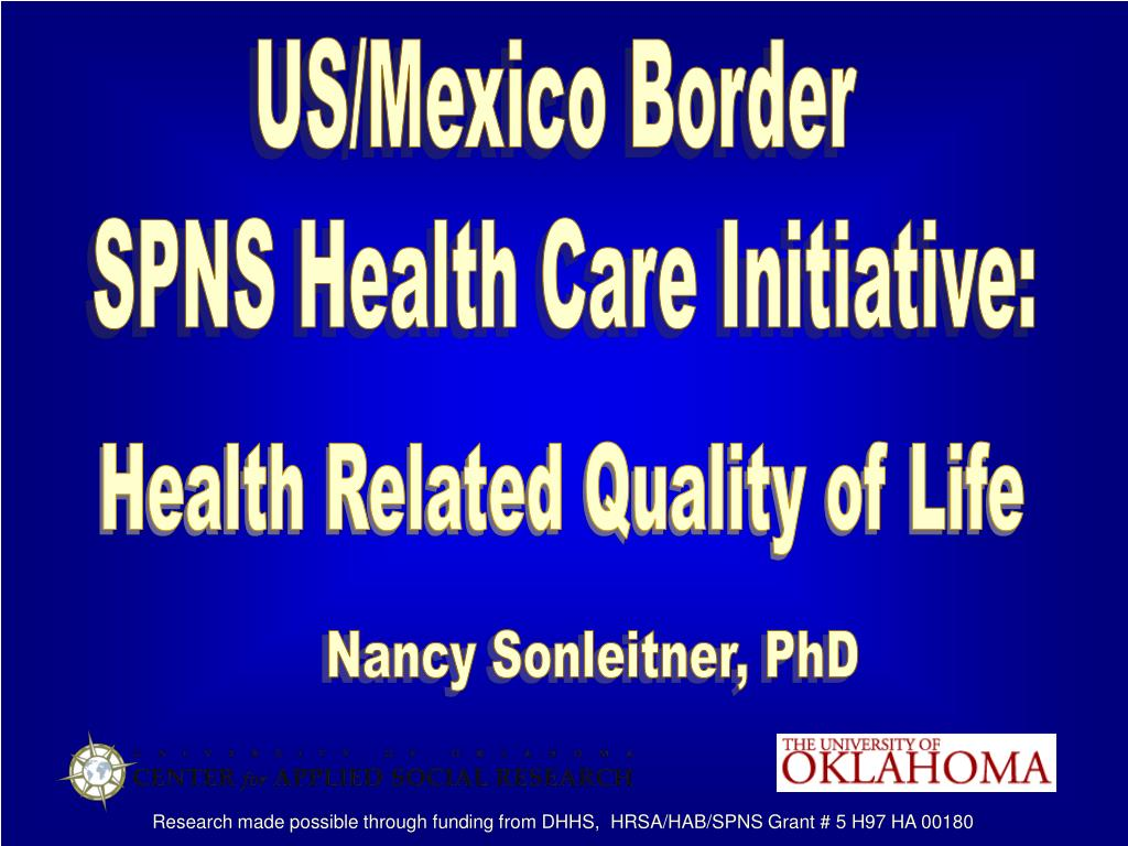 US/Mexico Border