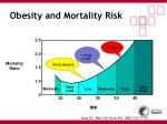 obesity and mortality risk