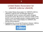 united states association for unhcr usa for unhcr