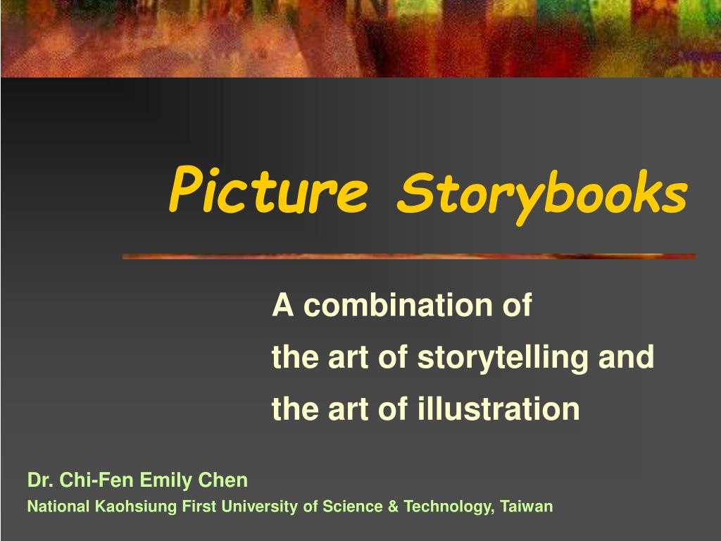 picture storybooks l.