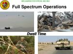full spectrum operations