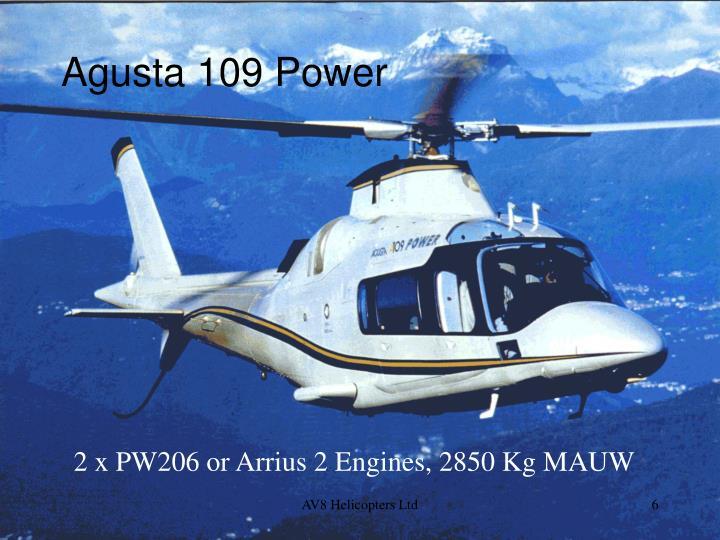 Agusta 109 Power