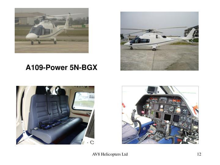 A109-Power 5N-BGX