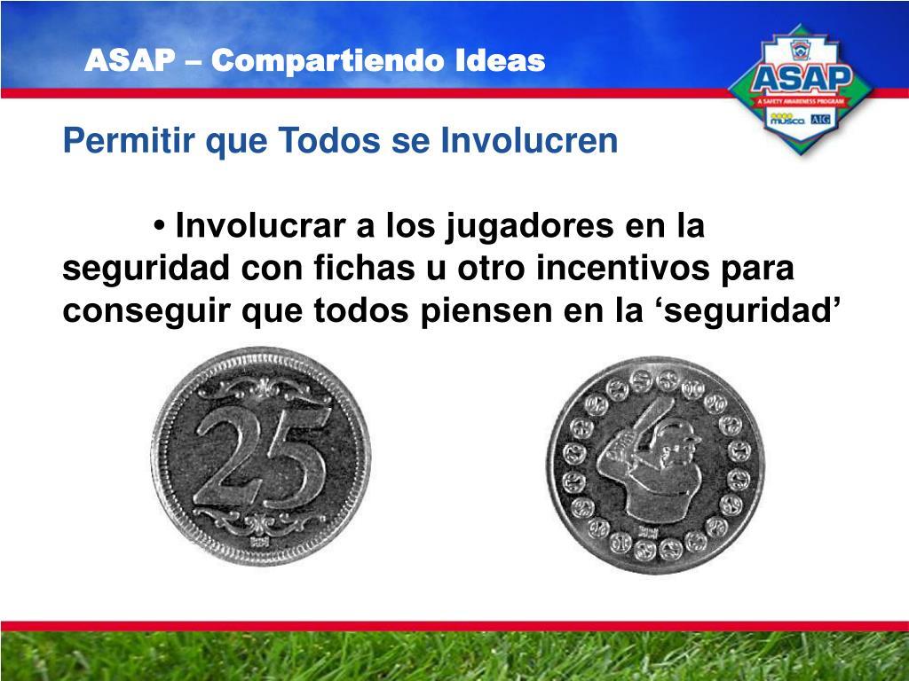ASAP – Compartiendo Ideas