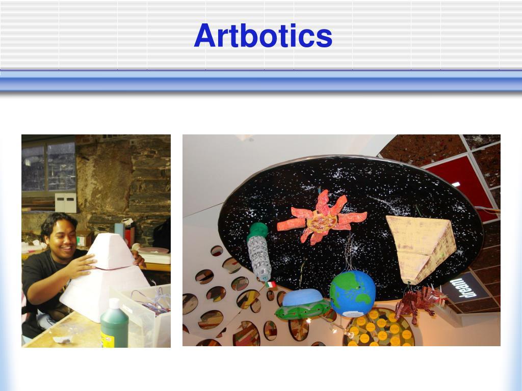 Artbotics