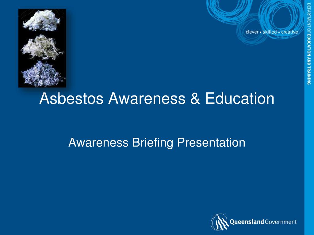 asbestos awareness education l.
