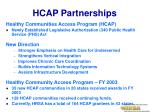 hcap partnerships
