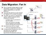 data migration fan in