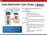 data replication case study
