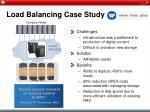 load balancing case study
