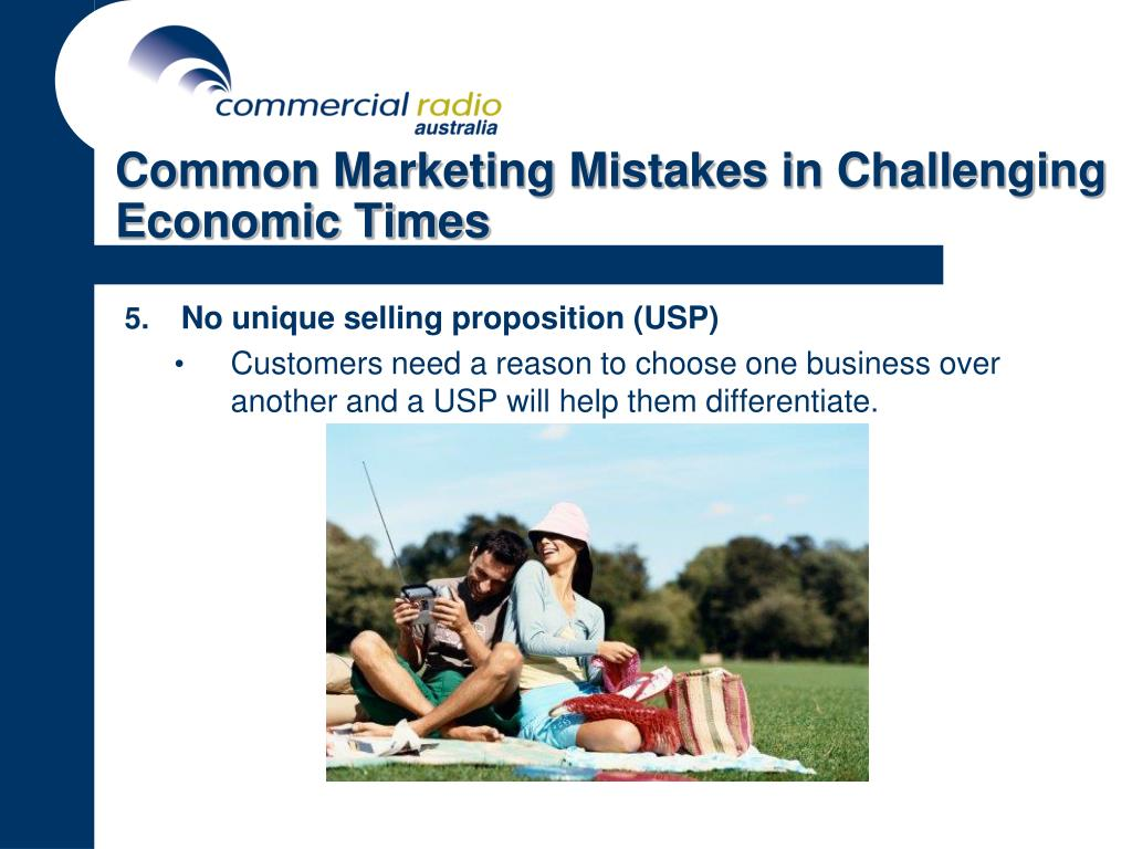 Common Marketing Mistakes in Challenging  Economic Times