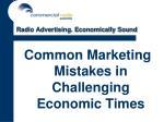 radio advertising economically sound7