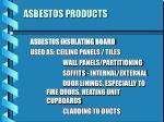 asbestos products7