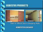 asbestos products8