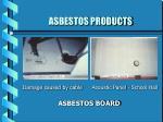 asbestos products9