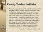 county teacher institutes12