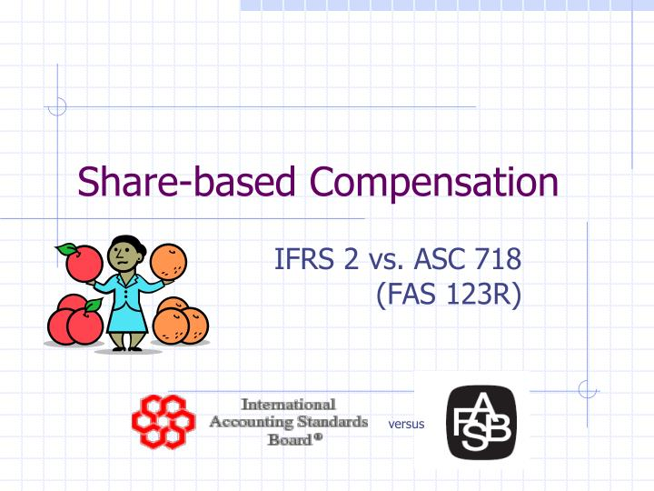 Under ifrs a deferred tax asset for stock options