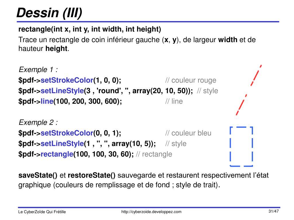 Dessin (III)